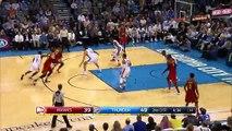 NBA : Oklahoma City 107-94 Atlanta Hawks