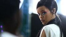 Rihanna enthüllt ihre allererste Schuh-Kollektion in New York