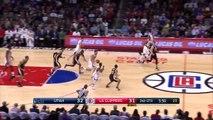 Chris Paul Breaks Rudy Goberts Ankles | Jazz vs Clippers | November 25, 2015 | NBA 2015-16 Season