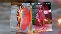 Beach Babe Alert! Victoria's Secret Sexy Bikini Beach Photo Shoot