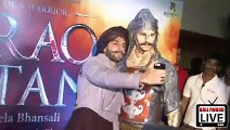 Ranveer Singh & Deepika Padukone's CANDID Moment _ Bajirao Mastani Promotion