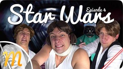 Math se fait - Star Wars Episode 4