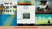 Read  Forest Trees of Australia Ebook Online