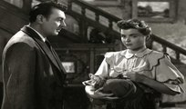 The Spiral Staircase - 1/2 (1946 psychological thriller/noir film) Robert Siodmak George Brent Dorothy McGuire