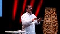 Pain croustillant et épeautre de 800 ans - Arnaud Lallement, Chef cuisinier à l'Assiette champenoise