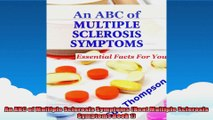 An ABC of Multiple Sclerosis Symptoms Beat Multiple Sclerosis Symptoms Book 1