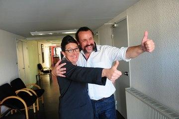 "TEDx La Rochelle 2015 "" Behind the scene"" avec Benoît Biteau et Stéphanie Muzard"