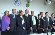 COP 21 solutions fondées sur la nature : Ségolène Royal signe avec son homologue Philippin un accord de coopération