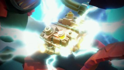 Skylanders  Supercharger - This  The Fast & the Festive with Newtiteuf de Skylanders SuperChargers