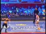 01 AAA Mixed Tag Team Title - Alex Koslov & Christina Von Eerie vs. Aerostar & Fabi Apache