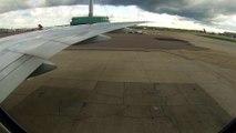 Timelapse Flight: London to New York (American Airlines B777-300ER)