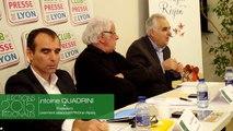 Conférence de presse // Comment les associations contribuent-elles au développement de la région Auvergne-Rhône-Alpes ?