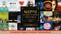 Gypsy Fortune Telling Tarot Deck formerly Bucklands Complete Gypsy Fortune Telling Deck PDF