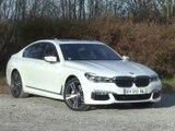 Essai BMW Série 7 730d Xdrive MSport 2015