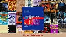 Liver Metastases Download