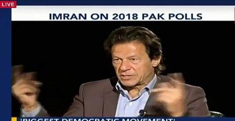 Imran Khan with Karan Thapar - Full Interview