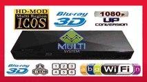 Best buy 3D Blu Ray Player  SONY S5200 2D3D Multi System Region Free Zone Free Blu Ray Disc DVD Player  PALNTSC