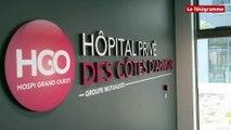 Saint-Brieuc. Dernière ligne droite pour l'hôpital privé des Côtes-d'Armor