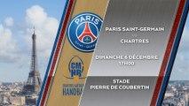 PSG Handball - Chartres : la bande-annonce