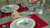 DIY : Déco de table : Ambiance déco de table nordique