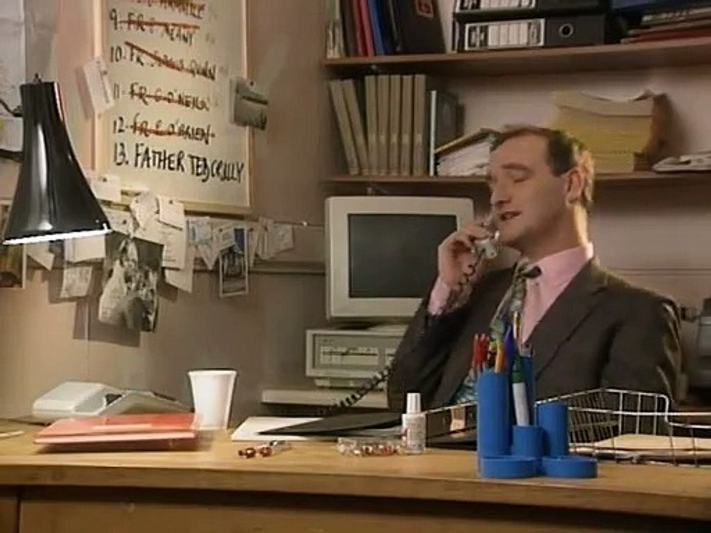 Father Ted - 1x01 - Good Luck, Father Ted