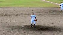 富山第一高校 梶尾郁彰投手