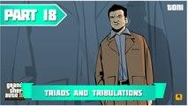 Grand Theft Auto 3   100% walkthrough #18 Triads and Tribulations