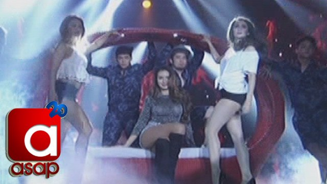 ASAP: Arci, Sarah, Maria Ozawa in a sizzling dance showdown