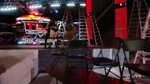 Roman Reigns incites a brawl with Sheamus- Raw, December 7, 2015