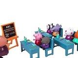 Peppa Pig Salle de Classe Playset Jouet, Peppa Pig Classroom Playset Jouet Pour Les Enfants