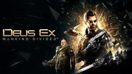 Deus Ex : Mankind Divided | Gameplay Trailer HD 1080p 30fps - E3 2015