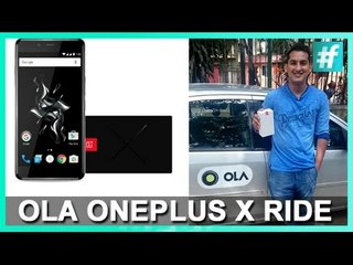 Ola OnePlus X Ride With Danish Sait | #OlaOnePlusX #IGotX