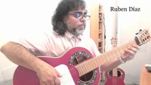 Tangos & Tanguillos  Understanding 4/4 Rhythms in modern flamenco / Ruben Diaz Spain learn online