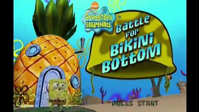 Spongebob Squarepants Battle for Bikini Bottom ~ Episode 1 Intro & Bikini Bottom Part 1 3