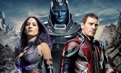 X- Men- Apocalipsis - Official Trailer [HD]