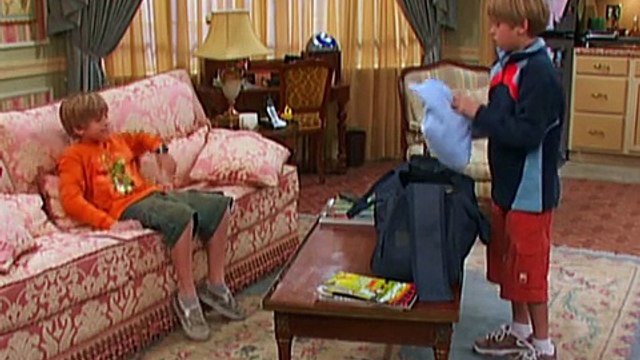 The Suite Life of Zack and Cody S1 E10 Cody Goes to Camp