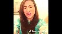 Best of Pakistani Celebrities DubsMash Part 3 | pakistani celebrities dubsmash dailymotion | pakistani celebrities dubsmashes - video dailymotion