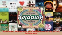 Read  Wordplay Ambigrams and Reflections on the Art of Ambigrams PDF Free