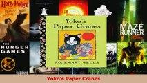 Read  Yokos Paper Cranes Ebook Free