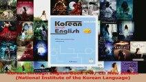 PDF Download Korean through English Book 1 w CD New Edition