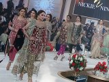 Summar Bridal couture week Lahore --- Fashion Show