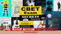 CBET Exam Secrets Study Guide CBET Test Review for the Certified Biomedical Equipment Read Online