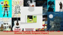 Read  Origami Paper  Floating World Prints  8 14  48 Sheets Tuttle Origami Paper EBooks Online