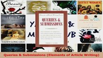 Read  Queries  Submissions Elements of Article Writing EBooks Online