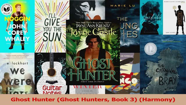 PDF Download  Ghost Hunter Ghost Hunters Book 3 Harmony PDF Online