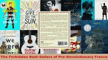 Read  The Forbidden BestSellers of PreRevolutionary France Ebook Free