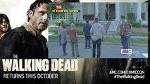 The Walking Dead Season 6 Comic Con Trailer Subtitulos en Español HD