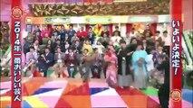 千原ジュニア&フット後藤 今年一番運のいい芸人を決める!?