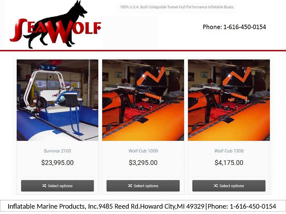 Inflatable Boats-SeaWolf.biz