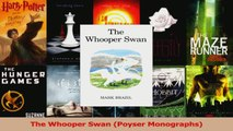 Download  The Whooper Swan Poyser Monographs PDF Free